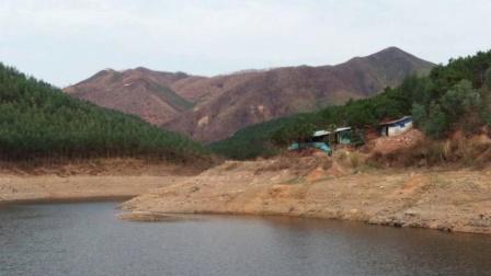 实景风水:这种山可以立穴 但不能作为案山 李双林