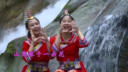 江西乐安民歌:山里妹子一朵花.mp4