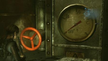 生化危机启示录地狱难度一周目试水通关隐藏的秘密-5