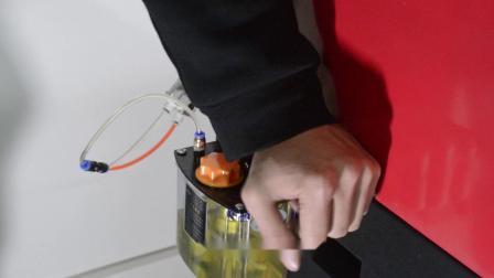 【玉石雕刻机 通用】油泵使用教程_玉邦全自动玉石雕刻机