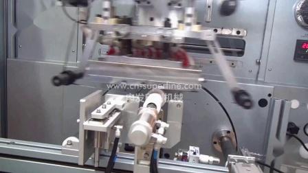SF-AHR50 全自动圆盖快速烫金机