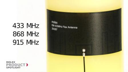 莫仕焦点产品ISM Antennas天线.mp4