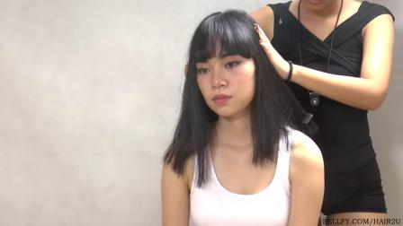 Hair2U - Miss Xue Long to Bob Haircut in Stages Preview