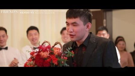 朋友的影像工作室 刘莎莎 婚礼快剪.mp4