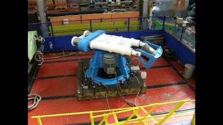 英国Broadbent土工离心机试验视频