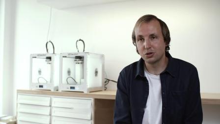 """【Ultimaker用户故事】当耳机也能开始3D打印DIY,""""宅""""家不无聊"""