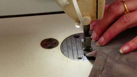 8、红帮旗袍系列课之旗袍烫衬、打省道及嵌线的制作