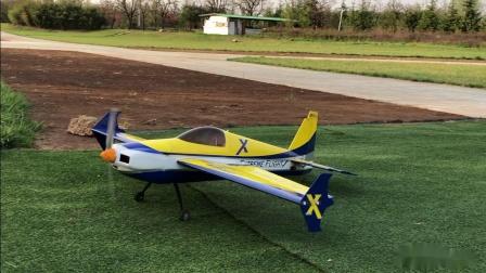 EF Laser 70E V1 搭配GDW 396MG飞行测试