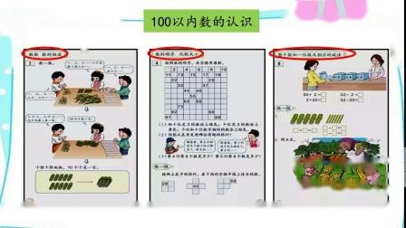 数学1.6.3《100以内数的认识》整理复习(一)