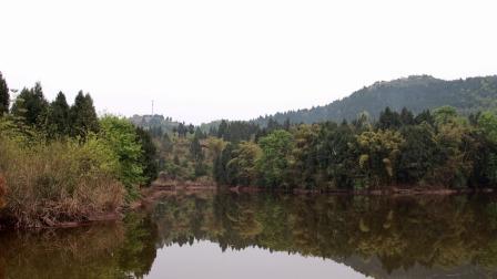 20200402营山县老林镇五村的水库【1080p】--26秒★★★★★