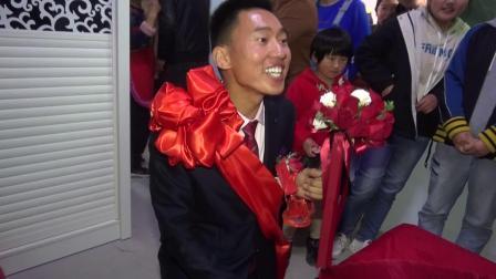 薛增荣 李莎新婚之喜