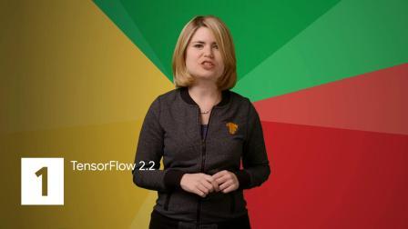 Top 5 from the TensorFlow Dev Summit 2020