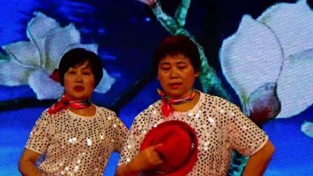 舞蹈 爱上一朵花 武汉市将军路街七彩虹舞蹈队