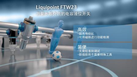 恩德斯豪斯 经济型电容限位开关FTW23的简介视频