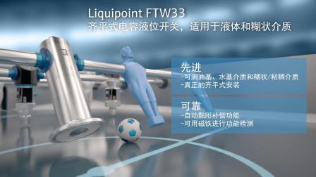 恩德斯豪斯 经济型电容限位开关FTW33的简介视频