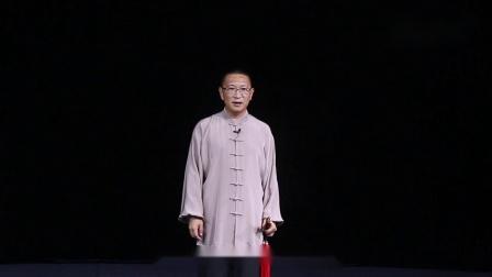 杨氏太极剑第5式-燕子抄水