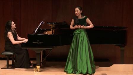 郭紫尧(Chelsea Guo)(法)夏米娜德 《来吧,我的爱》