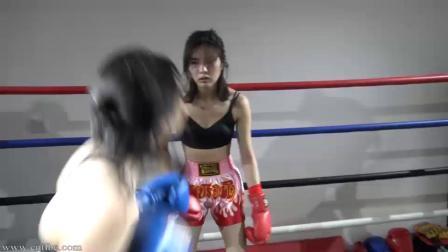 TLBC-FB42-Xixi VS Yan – The Legendary Boxing Club