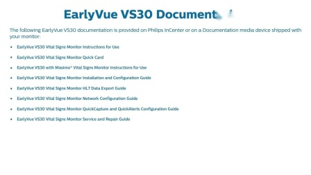 VS30 EarlyVue 连续模式入门