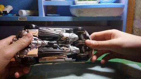 《老林模玩》第45期变形金刚2联盟级横炮