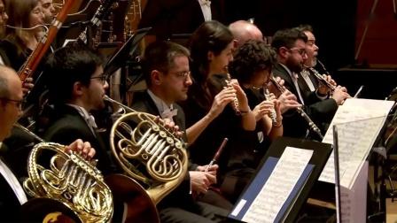 尚•西貝流士  為管弦樂團所作的交響幻想曲《波希奧拉的女兒》Op.49_高清
