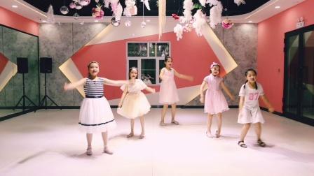 乌鲁木齐市灵魂舞台舞蹈工作室甜心班第一期作品展示
