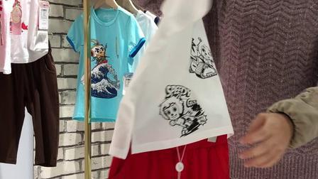 一线大牌迪士尼夏装,品牌童装