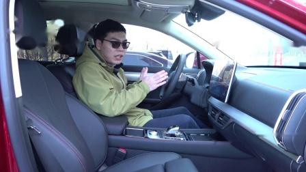 """【视频】""""自带智能大手机"""" 唐EV车机体验"""