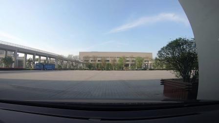 西安汽车大学 2020.4.13 高尔夫R 刷圈