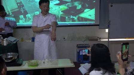 中医教学培训之王合民膏药乳膏制作课堂演示