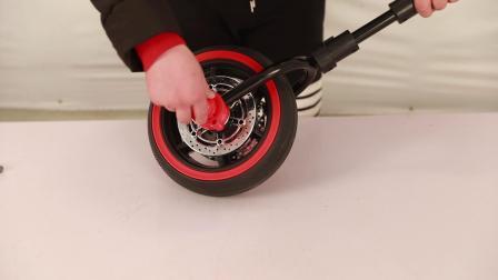 儿童电动摩托车安装视频