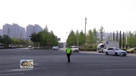 202宏琪说交通 2020年04月17日 两车路口相撞 到底谁闯了红灯