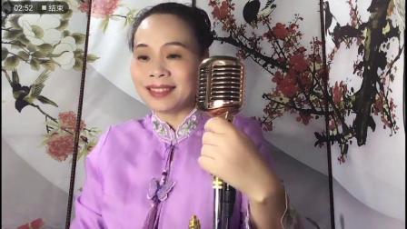 宇宙母音贺玲(5)传授邓丽君歌曲演唱技巧。