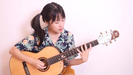 陪你练琴 第99天 南音吉他小屋 吉他基础入门教学教程