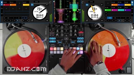 先锋Pioneer DJM S9  - Trap Remix DJ Set混音手法演示