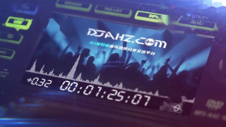 先锋Pioneer DDJ 1000  - 5分10首混音手法演示