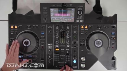 先锋Pioneer XDJ RX2 - House Tech House混音手法演示