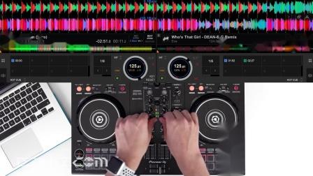 先锋Pioneer DDJ 400 - EDM, House, Reggaeton混音手法演示