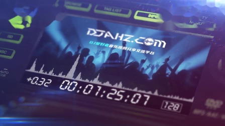先锋Pioneer DDJ SX3 - Hip Hop, Moombahton Pop混音手法演示