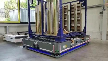 Tuenkers-Roller Conveyor AGV