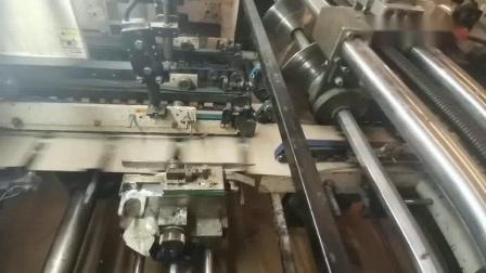 全自动糊折盒机, KS-1050 (2010.07出厂)