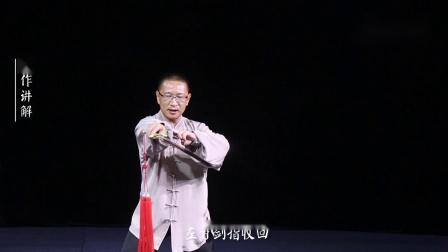 漾太极-杨氏太极剑第17式-龙行势(一).mp4