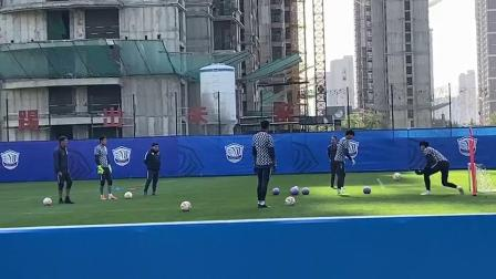 石家庄永昌训练非常认真,只是联赛什么时候开始呢?