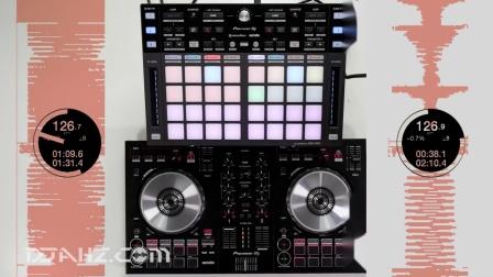 先锋Pioneer DDJ XP2  DDJ SB3 - Hip Hop  EDM  House混音手法演示