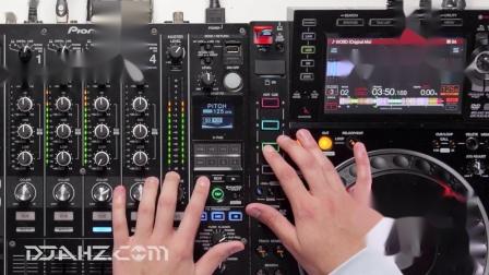 先锋Pioneer CDJ2000 DJM900 - Breaks and DB 混音手法演示