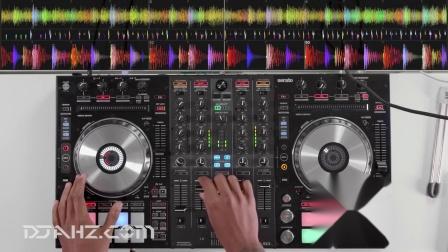 先锋Pioneer DDJ SX3 - 商业House混音手法演示