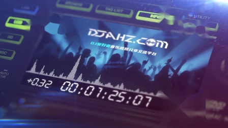 先锋Pioneer XDJ RX2 - HOUSE  TECH混音手法演示