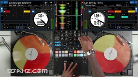 先锋Pioneer DJM-S9  - Future House混音手法演示