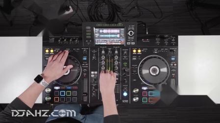 先锋Pioneer XDJ RX2 - Vocal House  Bass混音手法演示