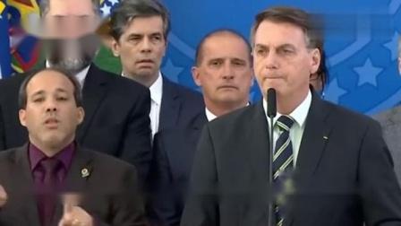 航拍巴西荒地堆满棺材总统却坚称只是小流感居民现场崩溃大哭